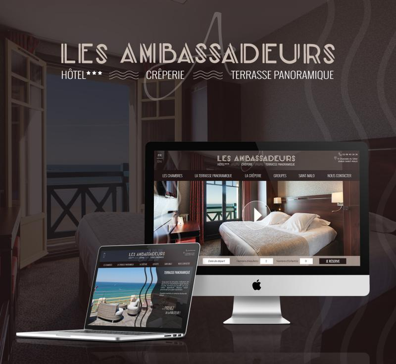 Hotel Ambassadeurs, SAINT-MALO