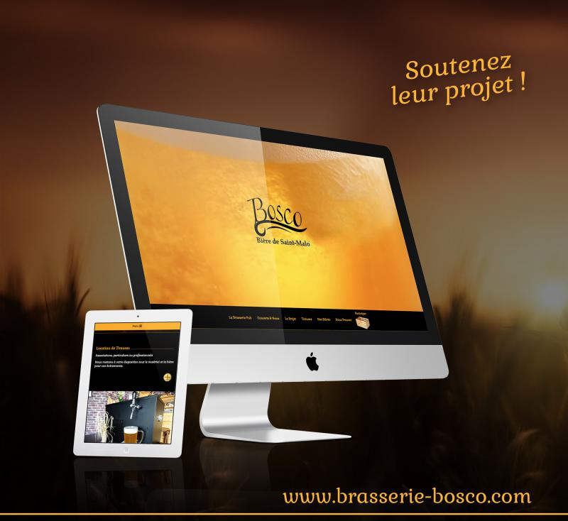 Brasserie Bosco, SAINT-MALO