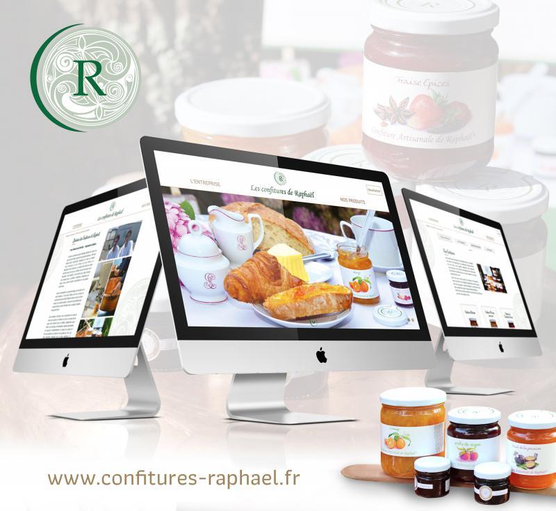Les Confitures de Raphaël, SAINT COULOMB