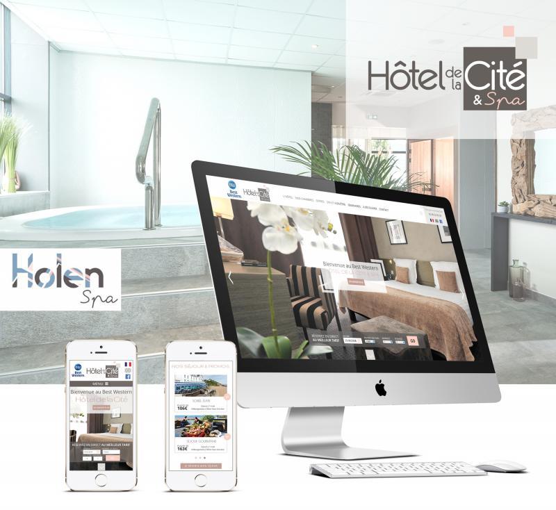 BEST WESTERN Hôtel de la Cité & SPA, Guerande