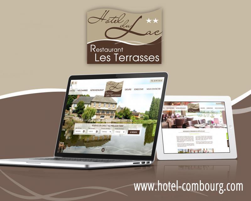 Hôtel du Lac, COMBOURG