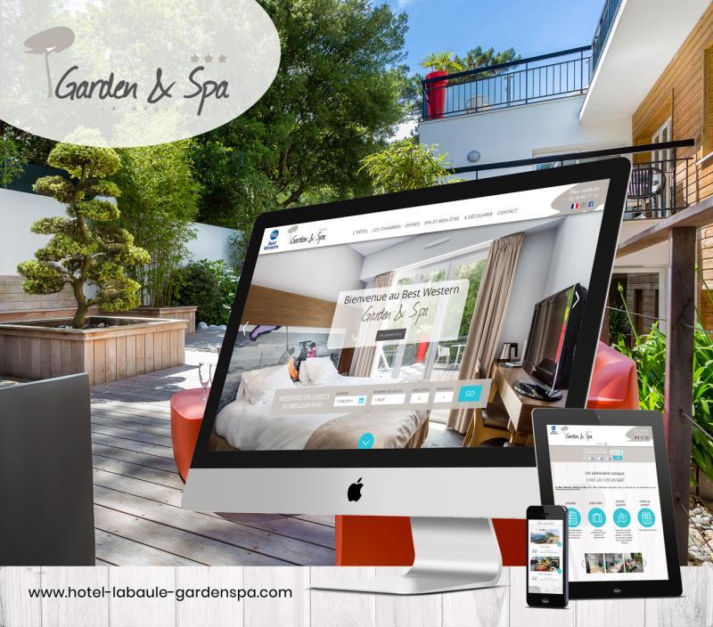 Hôtel Garden & Spa,  LA BAULE ESCOUBLAC