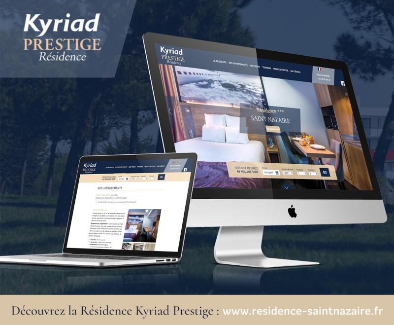 Résidence Kyriad Prestige, TRIGNAC