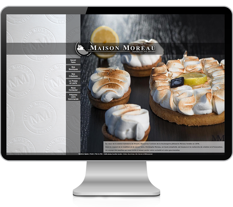 Maison Moreau, DINARD