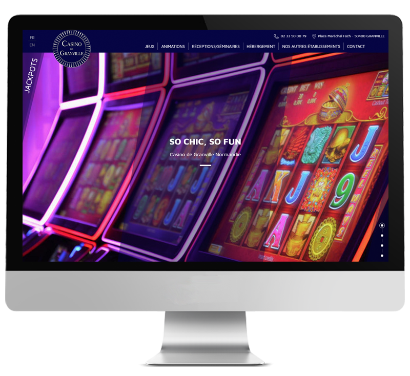 Casino de Granville, GRANVILLE