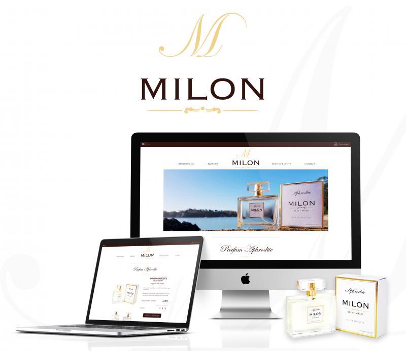 PARFUM MILON, SAINT-MALO