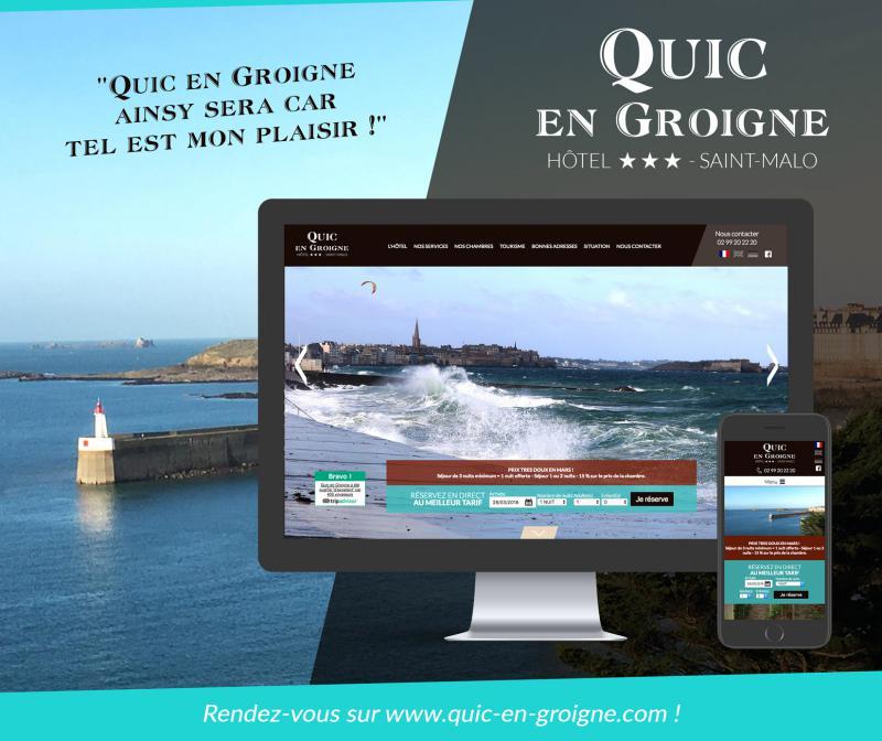 Hotel Quic en Groigne, SAINT-MALO