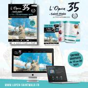 L'Open 35 de Saint-Malo, SAINT-MALO